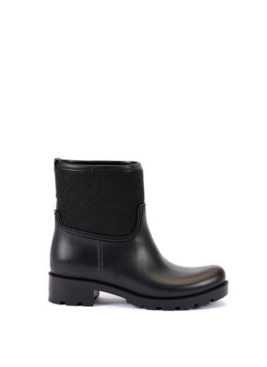 Esem ESEM B0006 Yağmur Botu Kadın Ayakkabı  Siyah
